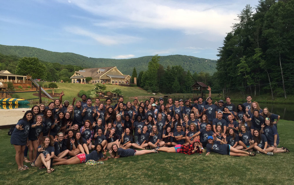WORK WEEK 2018 - Sharp Top Cove