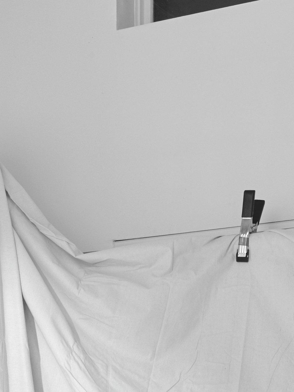 Studio Backdrop Detail