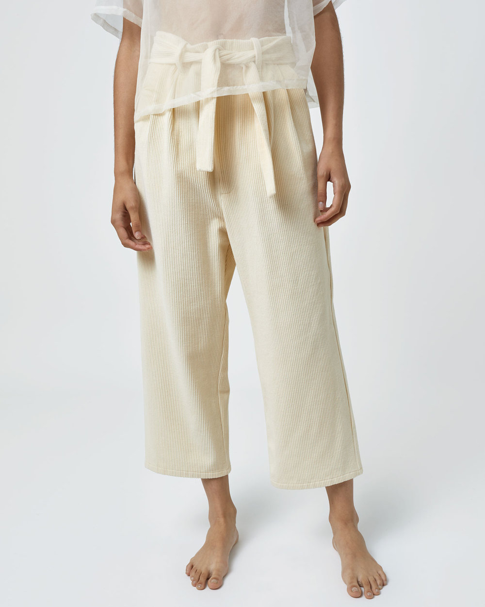 Shop Paperbag Pants by One DNA