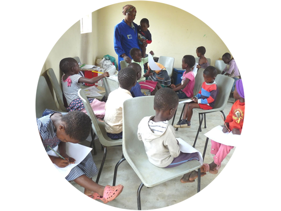 Zandile Goes Back to School -