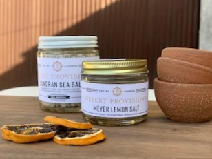Meyer Lemon Salt Gift Set