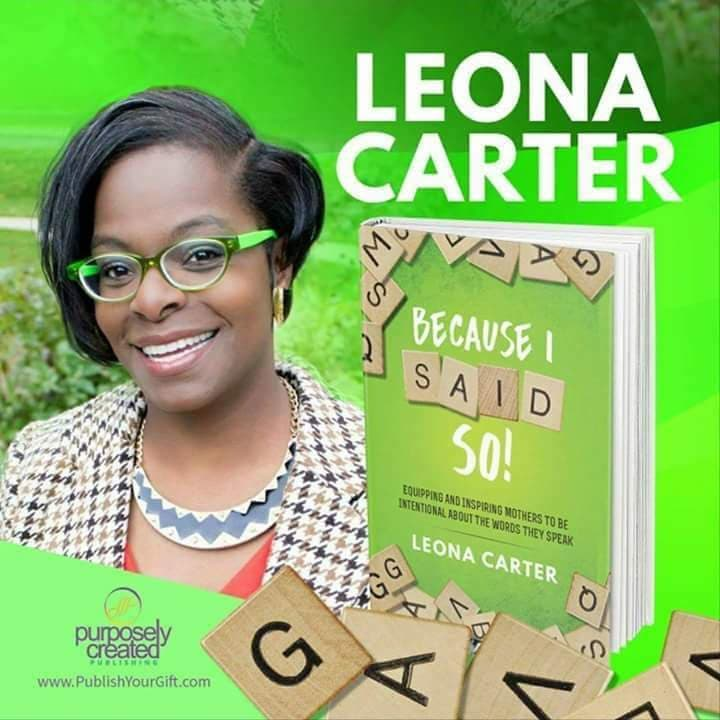 #14 Leona Carter on Compassion as the Qualified Parent - Today we get to talk with author and speaker Leona Carter on her book