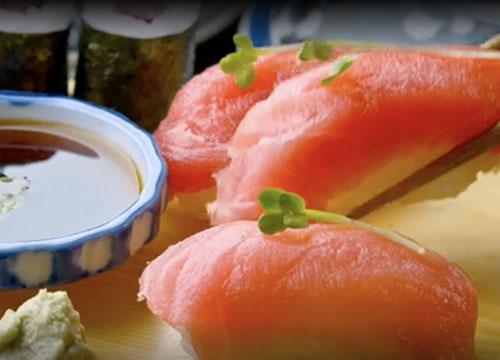 How to Make Sushi from Methane Gas - BBCCharlotte PritchardSeptember 19, 2017