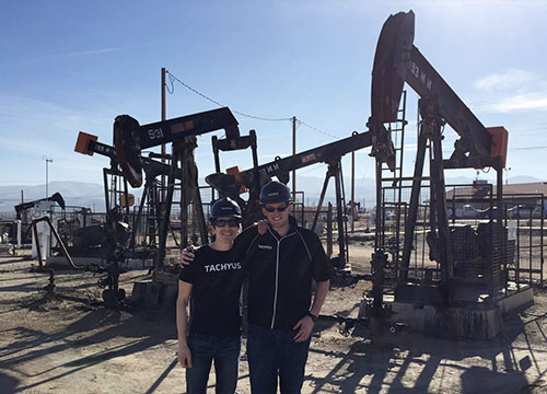 Oil data startup Tachyus fuels up with funding from Founders Fund - Fortune.comKatie Fehrenbacher  June 1, 2015
