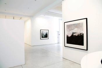"""2010 — Galerie Karsten Greve, Cologne, """"Water & Rocks"""""""