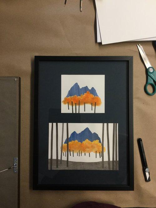 Live Free Print & Frame