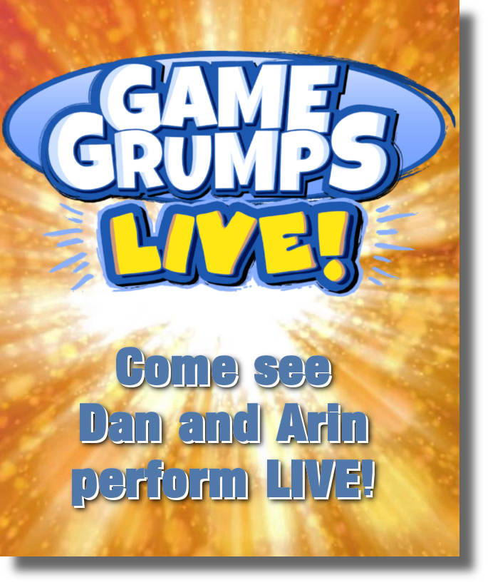 Come see Arin and Danny perform LIVE for you!