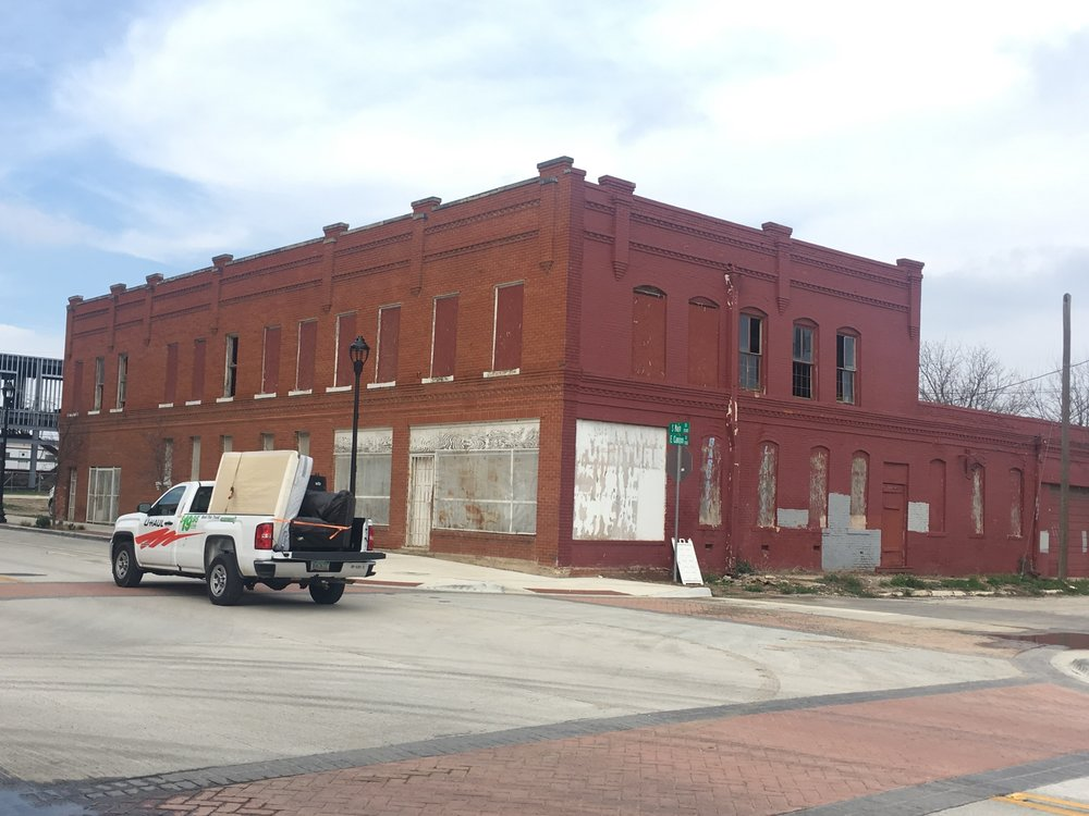 Eagle Steam Bread Bakery, 665 South Main St., 1895