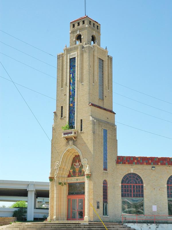 Fort Worth Public Market Building, 1400 Henderson St. 1930