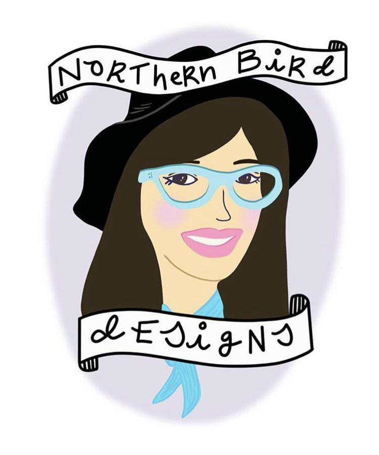 Illustrator & Content Creator in Warrington, Cheshire - Northern Bird Designs