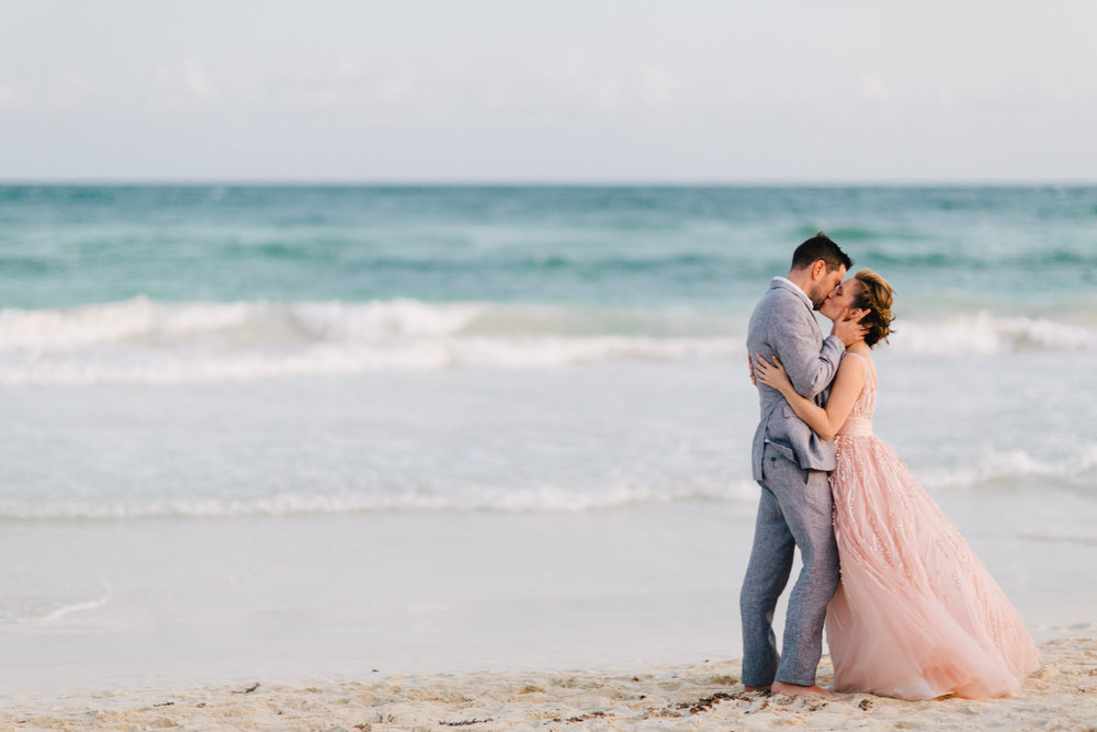 Tulum Wedding /  Danielle & Jason