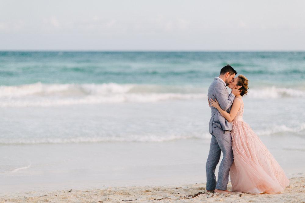tulum wedding /  Danielle & Jason