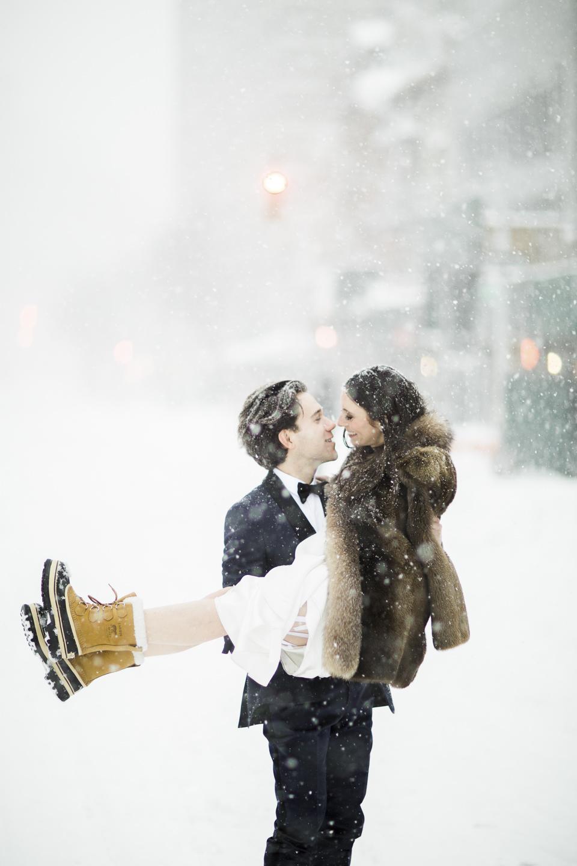 501 Union Wedding /  Danielle & Dan