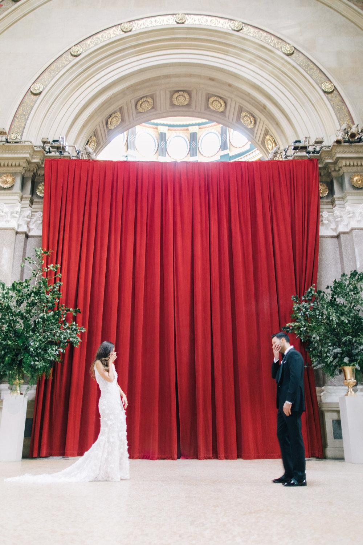 the weylin brooklyn wedding /  lauren & David