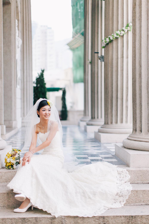 four seasons Hong kong wedding /  Jason & MIchelle