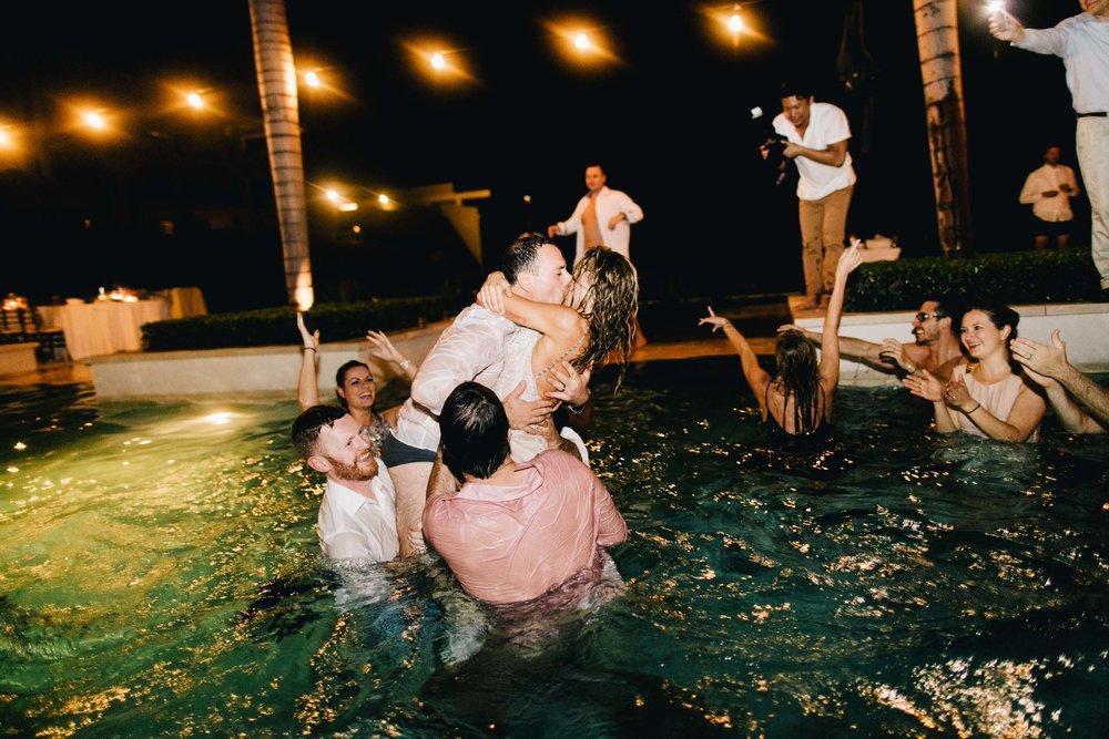 Four Seasons Anguilla Wedding /  Sarah & Roger