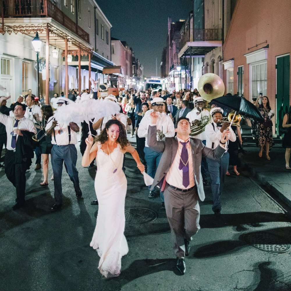 NEW ORLEANS WEDDING NIKKI & AARON