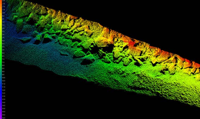 Environmental - For more than a decade, Substructure has provided hydrographic surveying and commercial diving services to environmental companies dealing with marine-based issues.