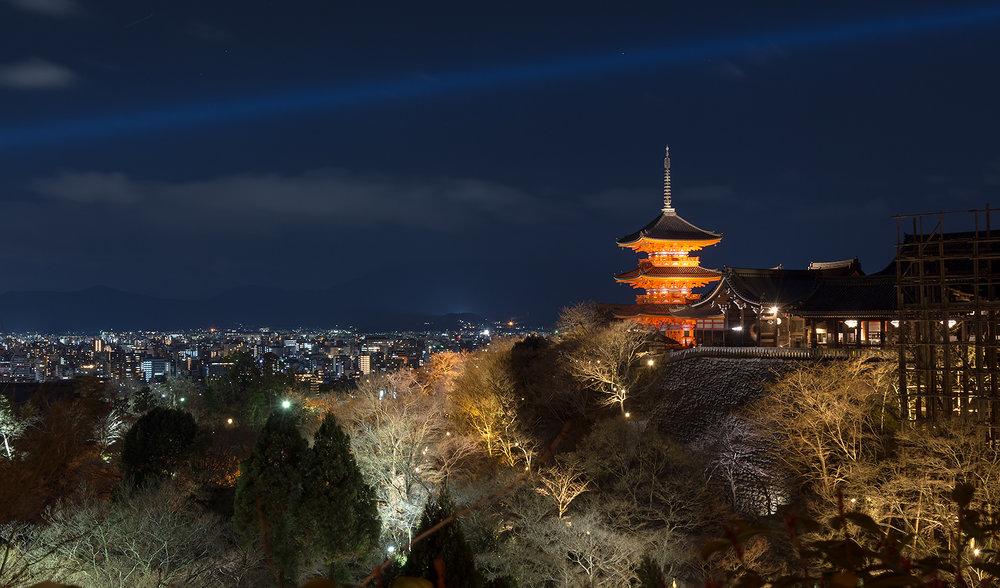 Kiyomizu Skyline