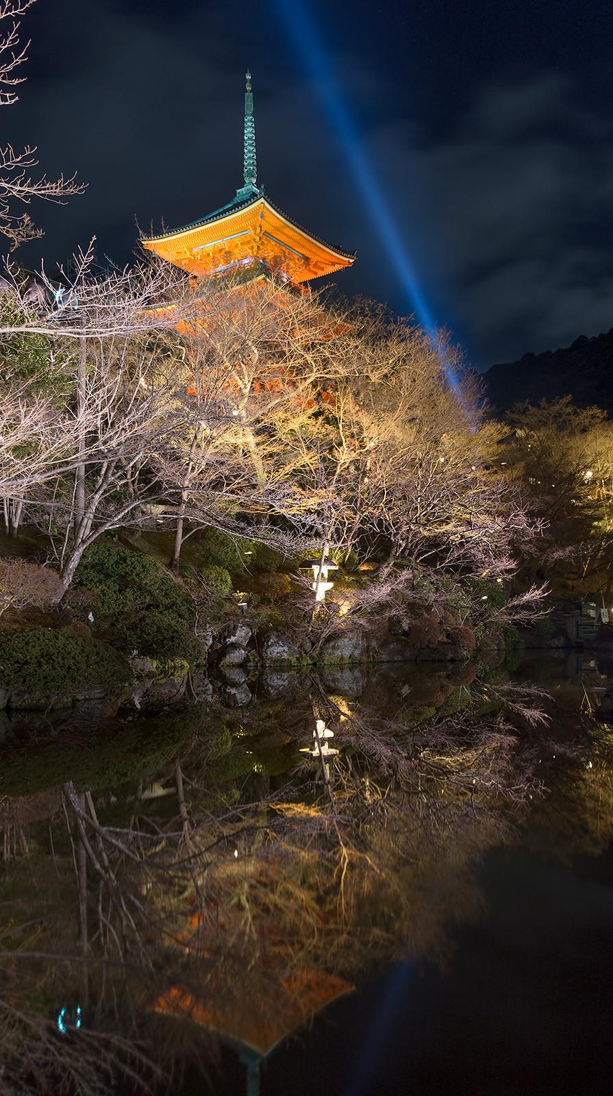 Kiyomizu Pond