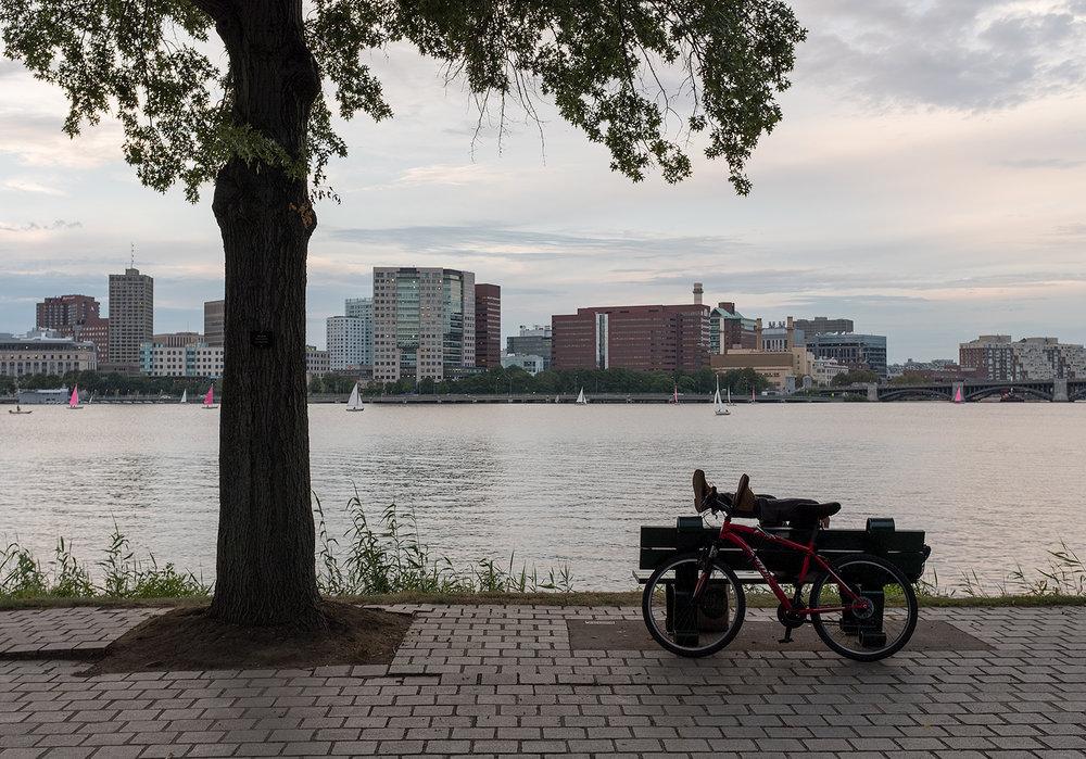 Charles River Nap