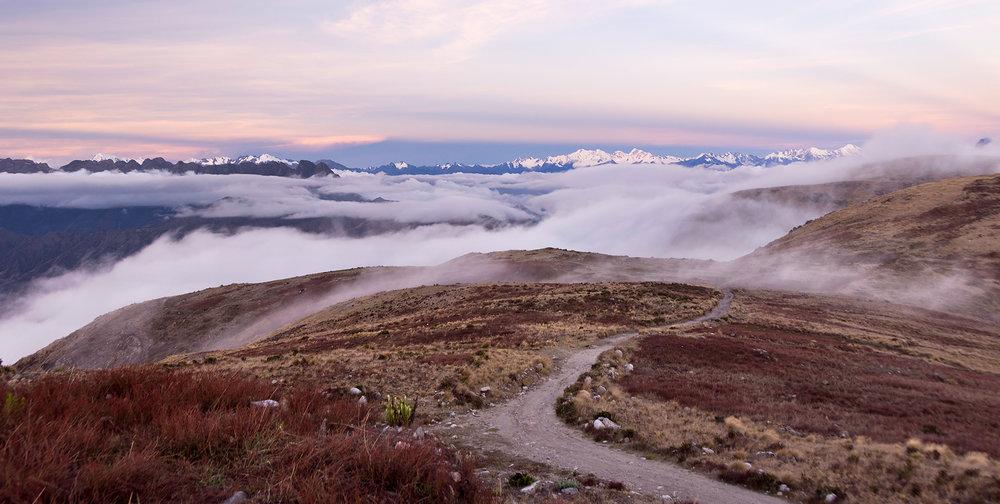 Andes Fog