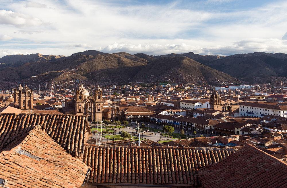 Cusco Plaza