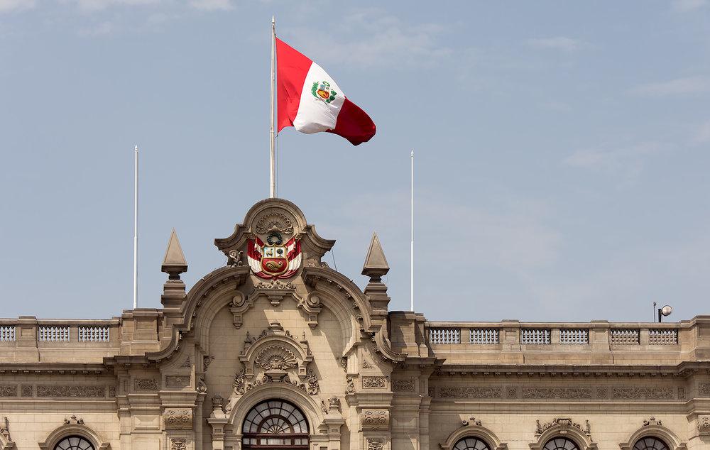 Lima Statehouse