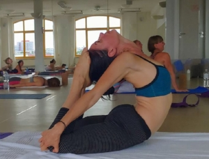 Leading Berlin Yoga Teacher Training, 2018