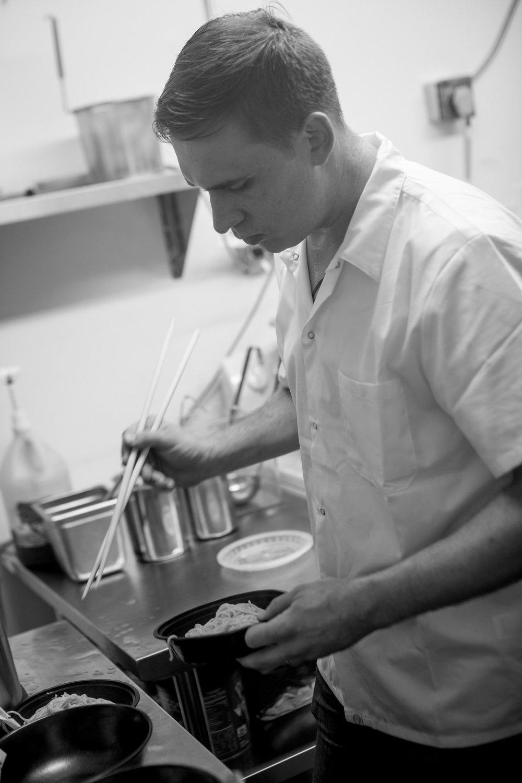 Chef Zachary Nicholson (image: Justin Fox Burks)