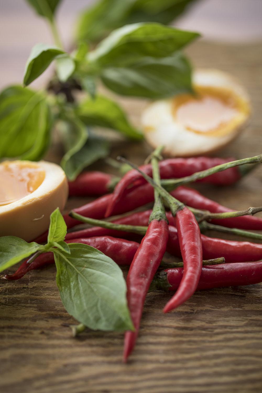 Fresh Ingredients (image: Justin Fox Burks)
