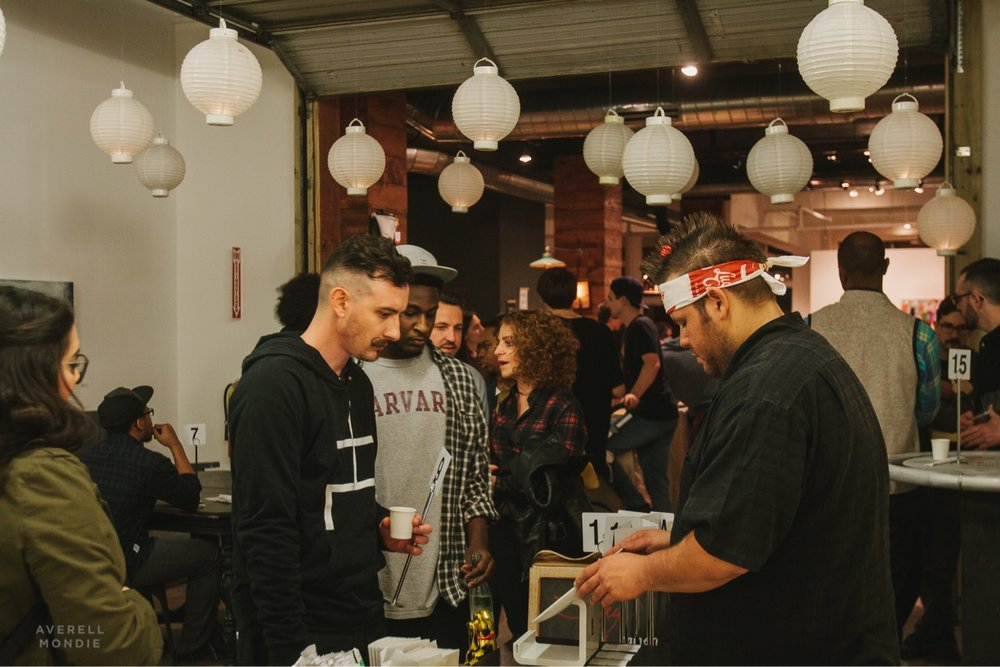 Trolley Night Pop-Up at Stock & Belle (image: Averell Mondie)