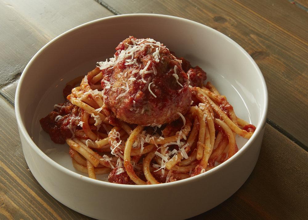 Bucatini and Meatball.jpg