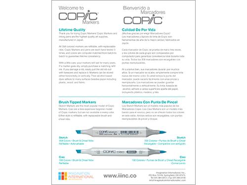 Copic General Info -