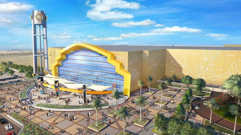 Warner Bros World Abu Dhabi entrance_A.jpg