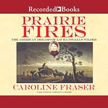 Hear   a sample from the audiobook edition   of  Prairie Fires , read by Christina Moore for Recorded Books