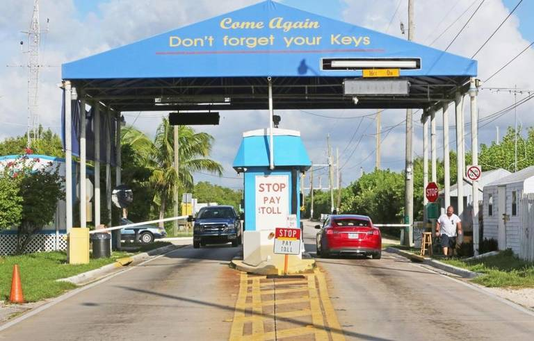 At the gateway to the Keys, a tollbooth's closing has a human price ( The Miami Herald )