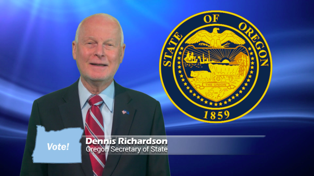 PHOTO: Screenshot of Secretary Richardson outreach video.