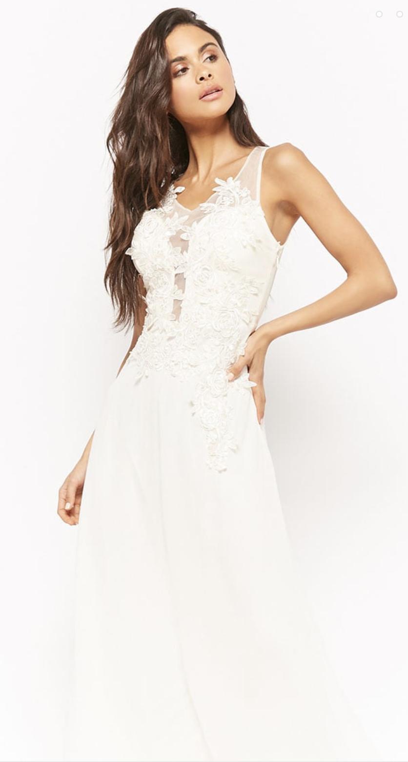 Affordable Wedding Dresses Forever 21