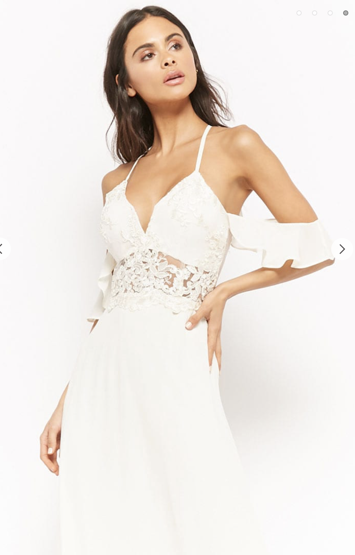 Affordable Wedding Maxi Dress Wedding Photography Cincinnati Ohio