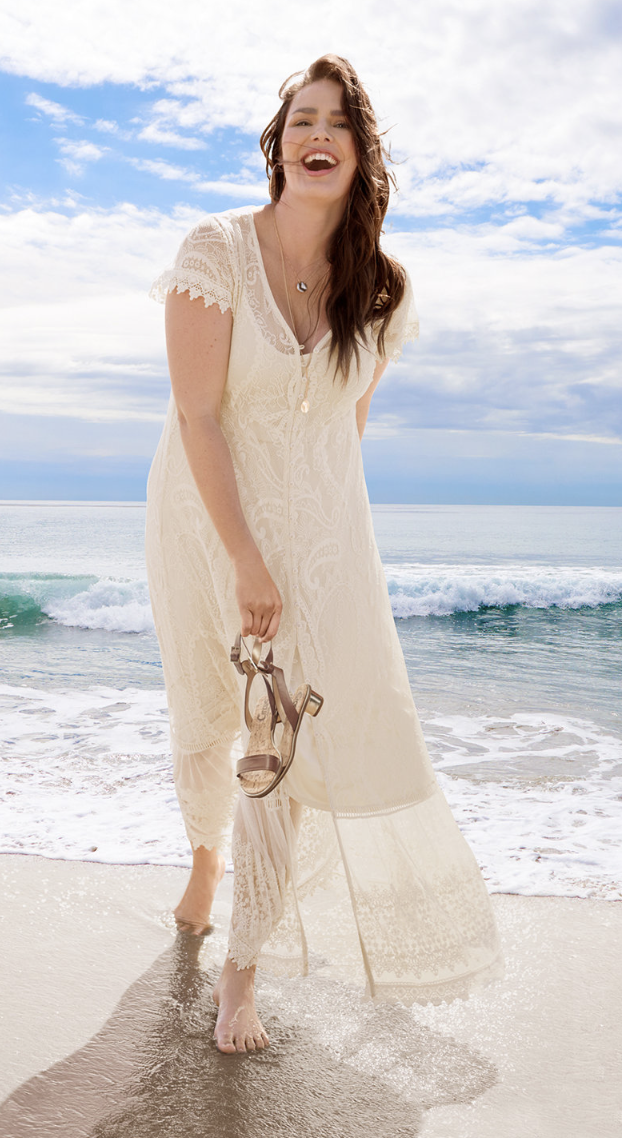 Torrid Affordable Wedding Dress