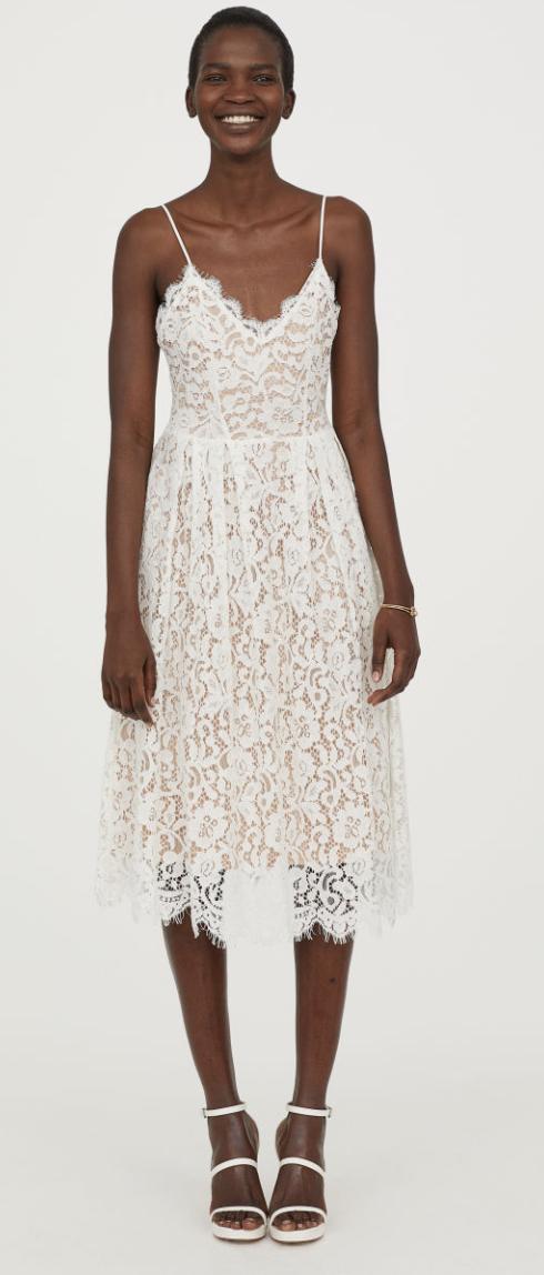 Wedding Dress by H&M