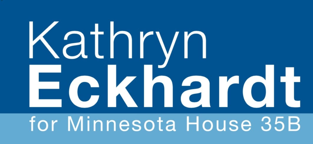 Kathryn Eckhardt for MN House