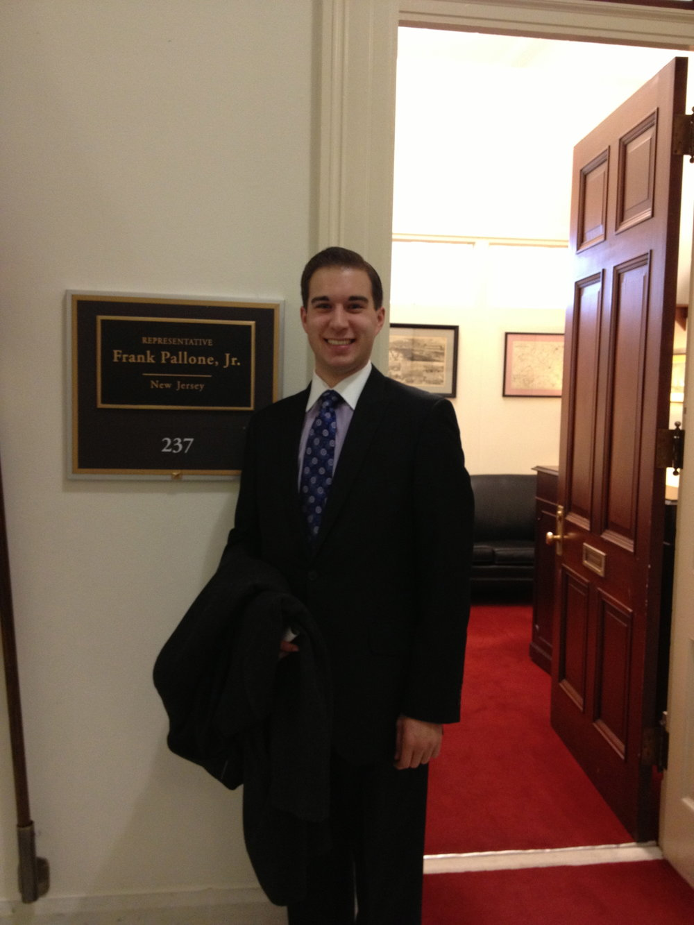 Office of Congressman Frank Pallone (D-NJ), July 2013