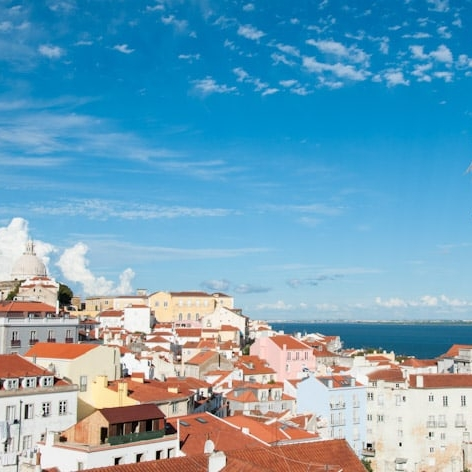 LISBON - Our founder, Allison, is heading here in March and could not be more excited. It's becoming the new European destination, so make sure to check it out soon. The culinary scene and vintage shopping are top on Allison's must-dos!