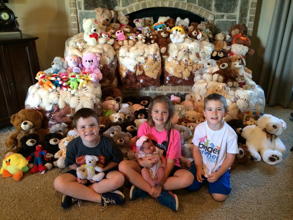 Bear Donation