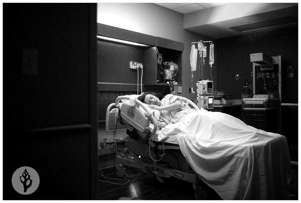 Keller-Southlake Texas Birth Photography