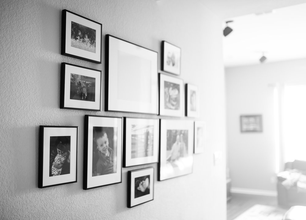 Photography Wall Gallery Photographs Fort Worth Birth Photographer Family Photography Family Photojournalism