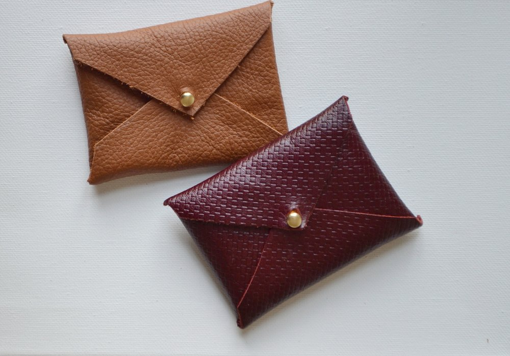 Mini Wallets- Duo