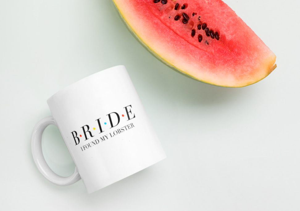 BRIDE MUG (Friends)
